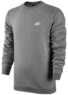 Nike Men's Crewneck Fleece Sweatshirt
