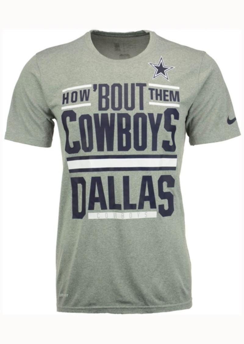 Nike Men's Dallas Cowboys Local Fans T-Shirt