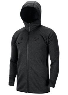 Nike Men's Dallas Mavericks Showtime Dry Full-Zip Hoodie