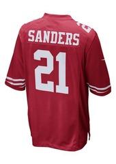 Nike Men's Deion Sanders San Francisco 49ers Retired Game Jersey