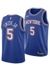 Nike Men's Dennis Smith New York Knicks Statement Swingman Jersey