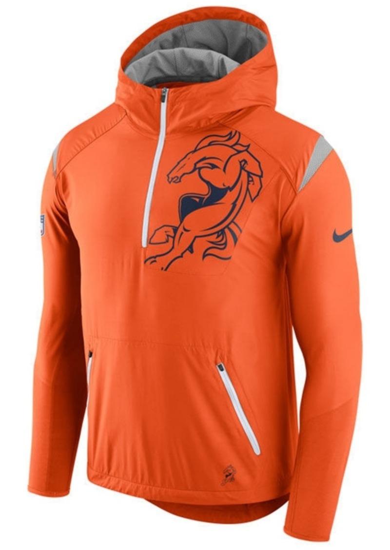 buy online a456c db32f Men's Denver Broncos Lightweight Fly Rush Jacket