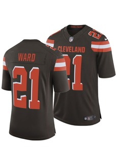 Nike Men's Denzel Ward Cleveland Browns Limited Jersey
