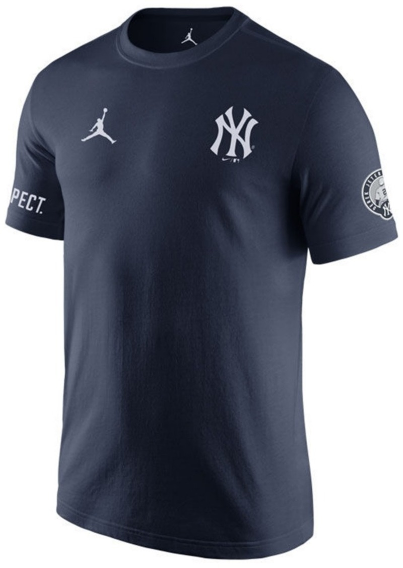 Men s Derek Jeter New York Yankees Dj Re2pect Jumpman T-Shirt 1fada56ecd6