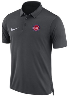 Nike Men's Detroit Pistons Statement Polo