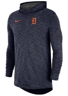 Nike Men's Detroit Tigers Dry Slub Hooded T-Shirt