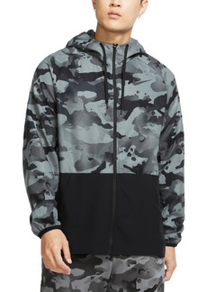 Nike Men's Dri-fit Flex Camo Jacket