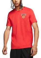 Nike Men's Dri-fit Graphic T-Shirt