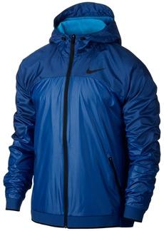 Nike Men's Dri-fit Hooded Training Jacket