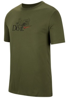 Nike Men's Dri-fit Just Do It Training T-Shirt