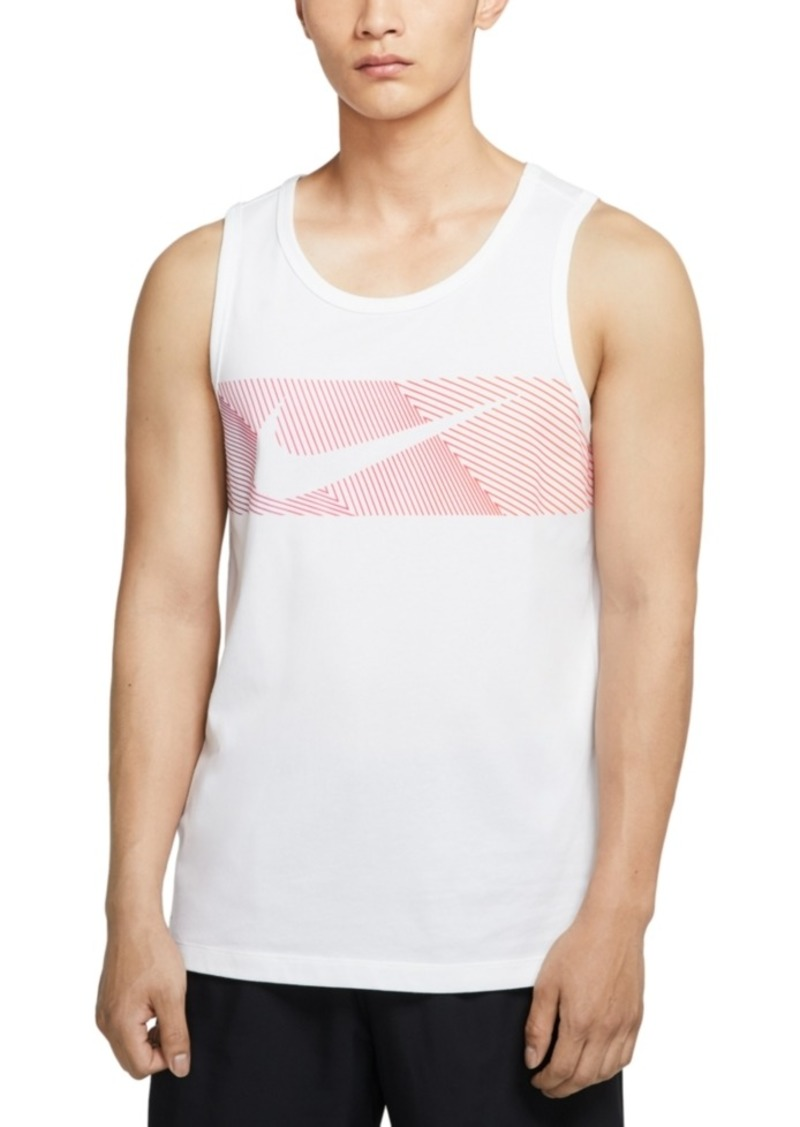 Nike Men's Dri-fit Logo Tank Top