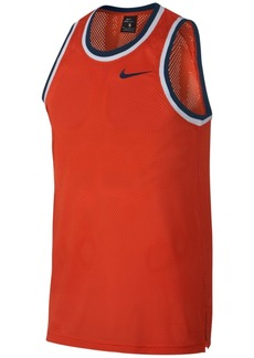 Nike Men's Dri-fit Mesh Basketball Jersey