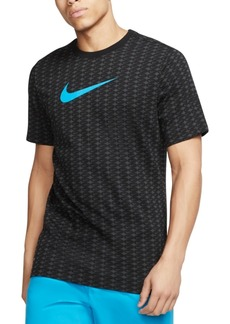 Nike Men's Dri-fit Printed Training Top