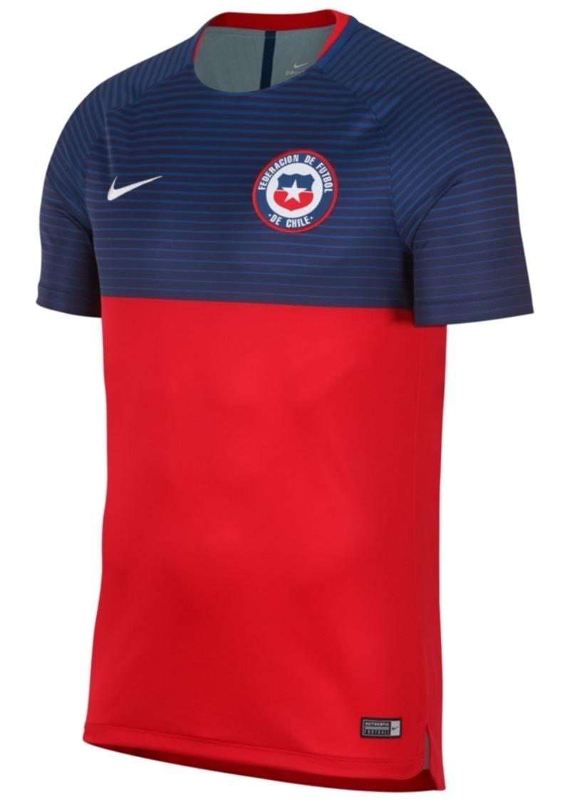 6462ac98e5e Nike Nike Men's Dry Chile Squad Graphic Soccer Shirt   T Shirts