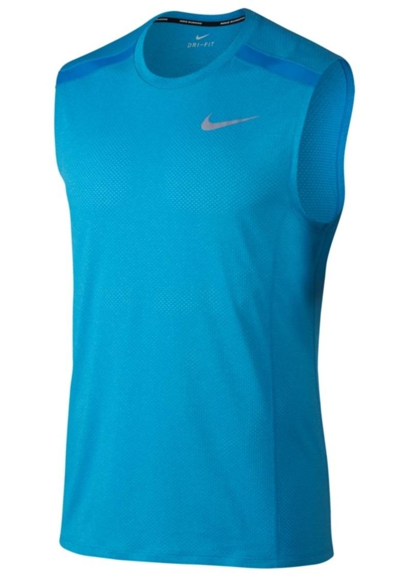 47fb871d47d5c Nike Nike Men s Dry Miler Sleeveless Running T-Shirt Now  26.25