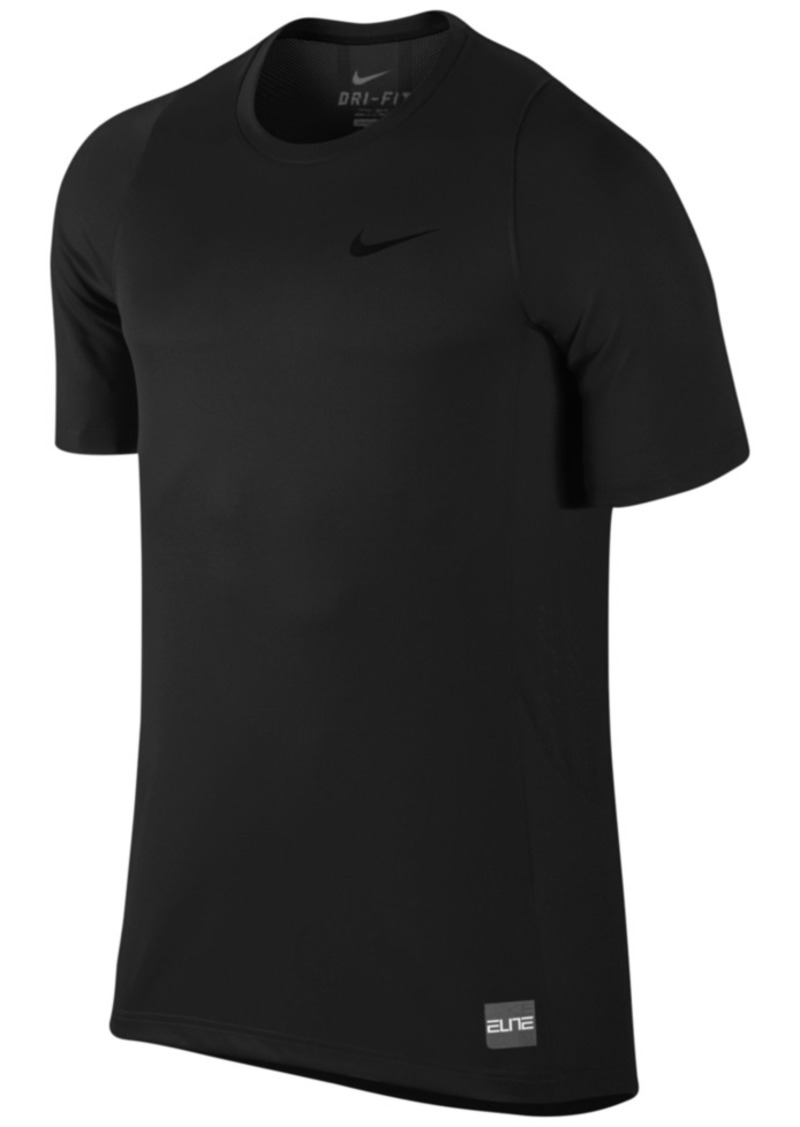Nike nike men 39 s elite dri fit basketball shirt t shirts for Buy dri fit shirts