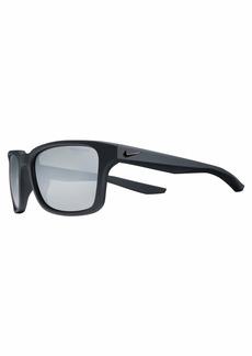 Nike Men's Essential Spree Square Sunglasses  57 mm