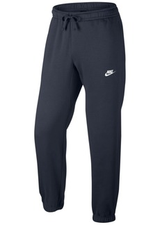 Nike Men's Fleece Cuffed Bottom Pants