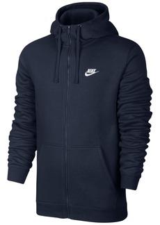 Nike Men's Fleece Zip Hoodie