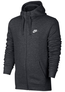 Nike Men's Fleece Zip Hoodie