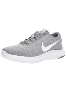 Nike Men's Flex Experience Run 7 Shoe Wolf White-Cool Grey  Regular US