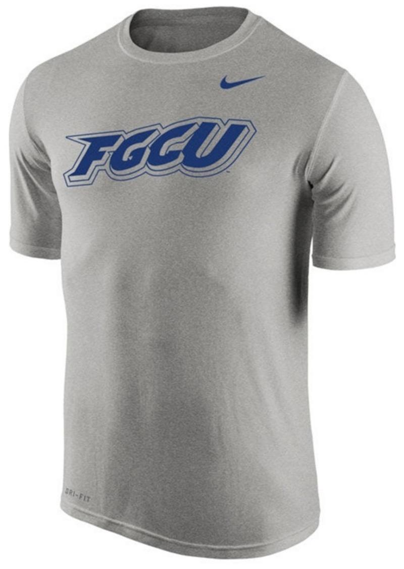 Nike Men's Florida Gulf Coast Eagles Dri-Fit Legend Wordmark T-Shirt