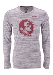Nike Men's Florida State Seminoles Legend Travel Long Sleeve T-Shirt