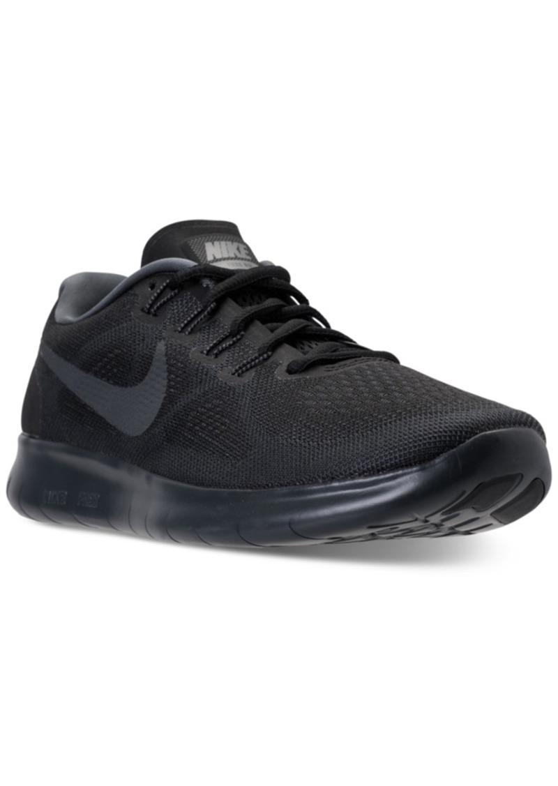 12109aaaa489 Nike Nike Men s Free Run 2017 Running Sneakers from Finish Line