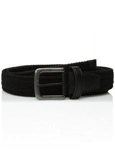 Nike Men's G-Flex Woven Stretch Golf Belt black