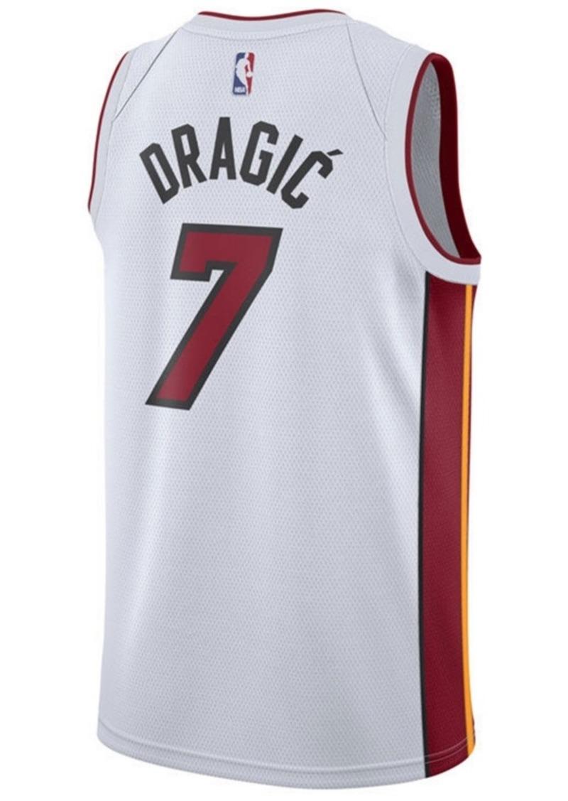 Nike Men's Goran Dragic Miami Heat Association Swingman Jersey