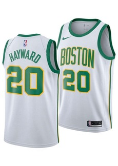 Nike Men's Gordon Hayward Boston Celtics City Swingman Jersey 2018