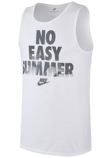 Nike Men's Graphic-Print Tank Top