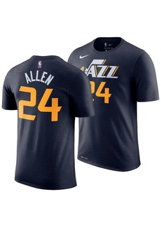 Nike Men's Grayson Allen Utah Jazz Icon Player T-Shirt
