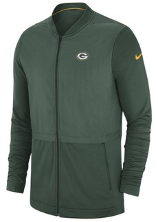 Nike Men's Green Bay Packers Elite Hybrid Jacket