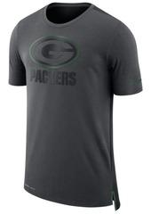Nike Men's Green Bay Packers Travel Mesh T-Shirt