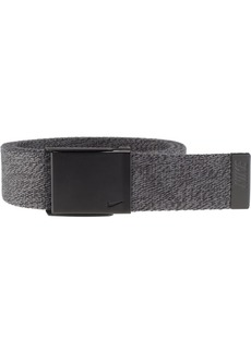 Nike Men's Heather Web Belt dark grey