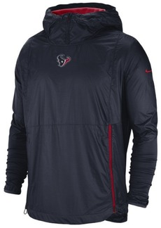 Nike Men's Houston Texans Lightweight Alpha Fly Rush Jacket