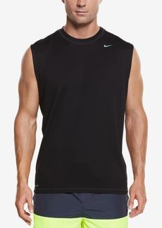 Nike Men's Hydro Performance Upf 40+ Swim Shirt