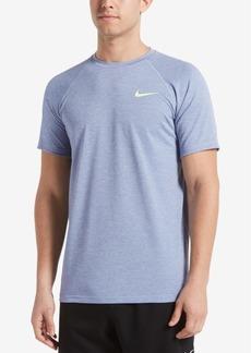 Nike Men's Hydroguard Upf 40 Sun Protection Swim T-Shirt
