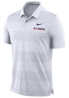 Nike Men's Illinois Fighting Illini Early Season Coaches Polo