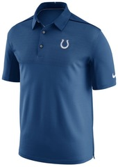 Nike Men's Indianapolis Colts Elite Coaches Polo