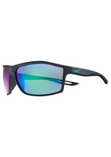 Nike Men's Intersect M Rectangular Sunglasses  70 mm