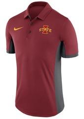 Nike Men's Iowa State Cyclones Evergreen Polo
