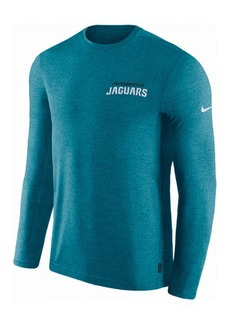 Nike Men's Jacksonville Jaguars Coaches Long Sleeve Top