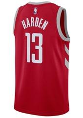 Nike Men's James Harden Houston Rockets Icon Swingman Jersey