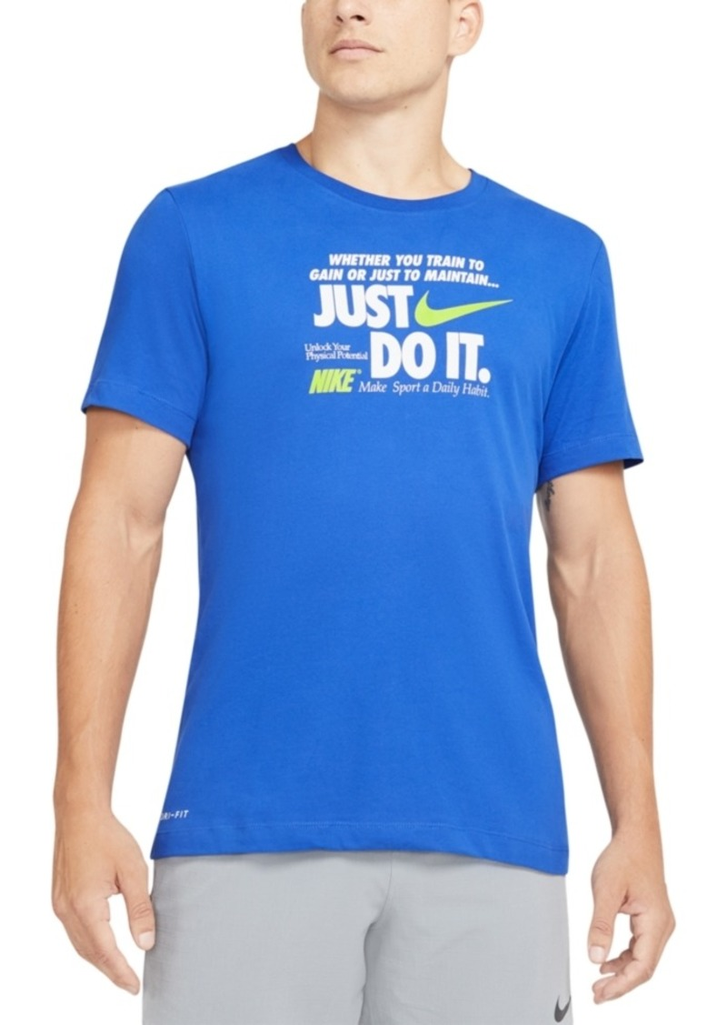Nike Men's Jdi Training T-Shirt