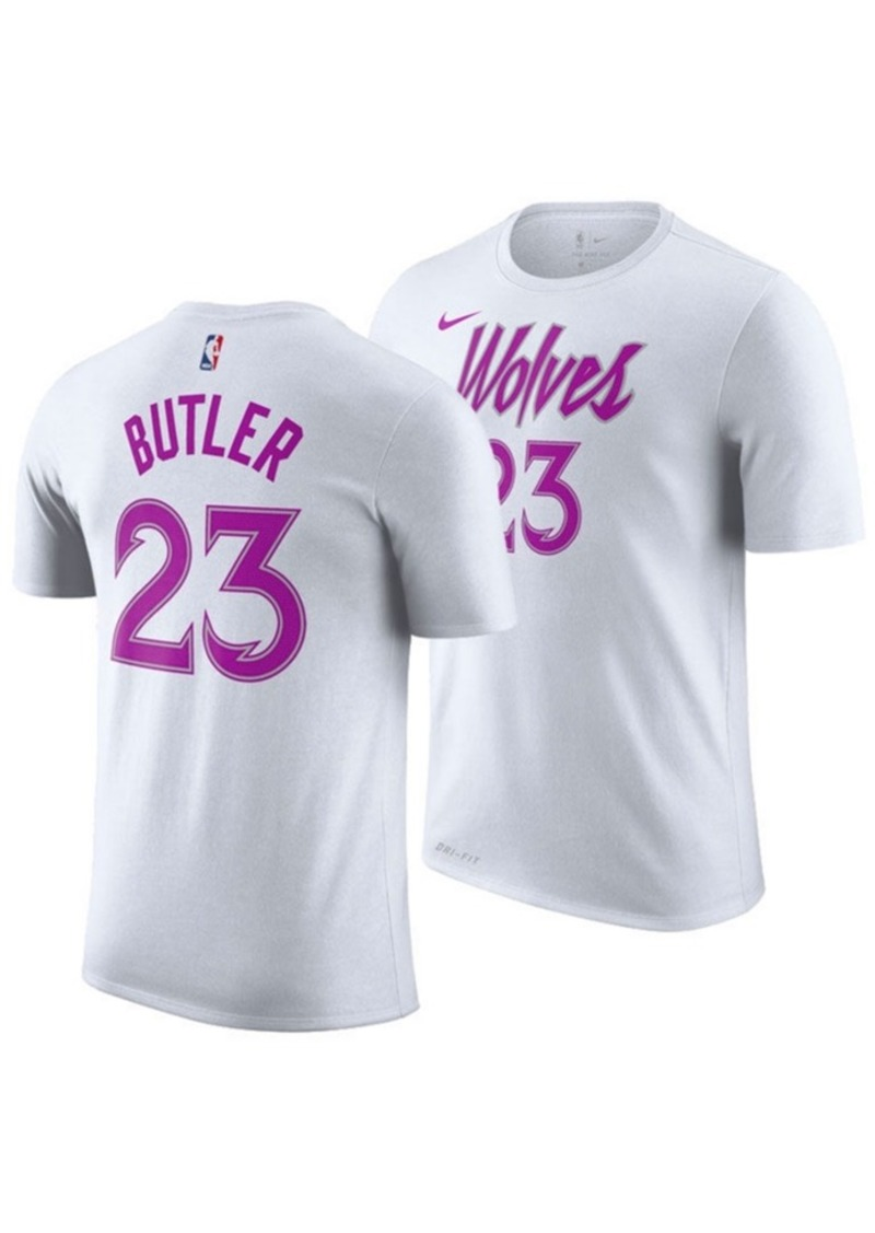 Nike Men's Jimmy Butler Minnesota Timberwolves Earned Edition Player T-Shirt