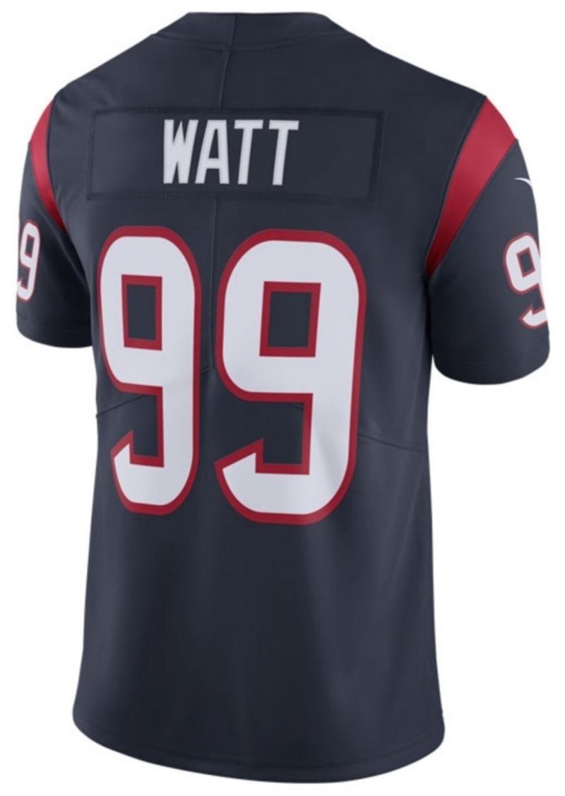 Nike Men's J.J. Watt Houston Texans Vapor Untouchable Limited Jersey