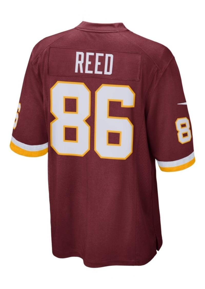 Nike Nike Men s Jordan Reed Washington Redskins Game Jersey  f92297a23
