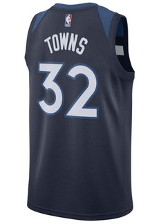Nike Men's Karl-Anthony Towns Minnesota Timberwolves Icon Swingman Jersey